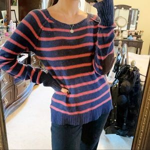 🍓 Anthropologie striped sweater